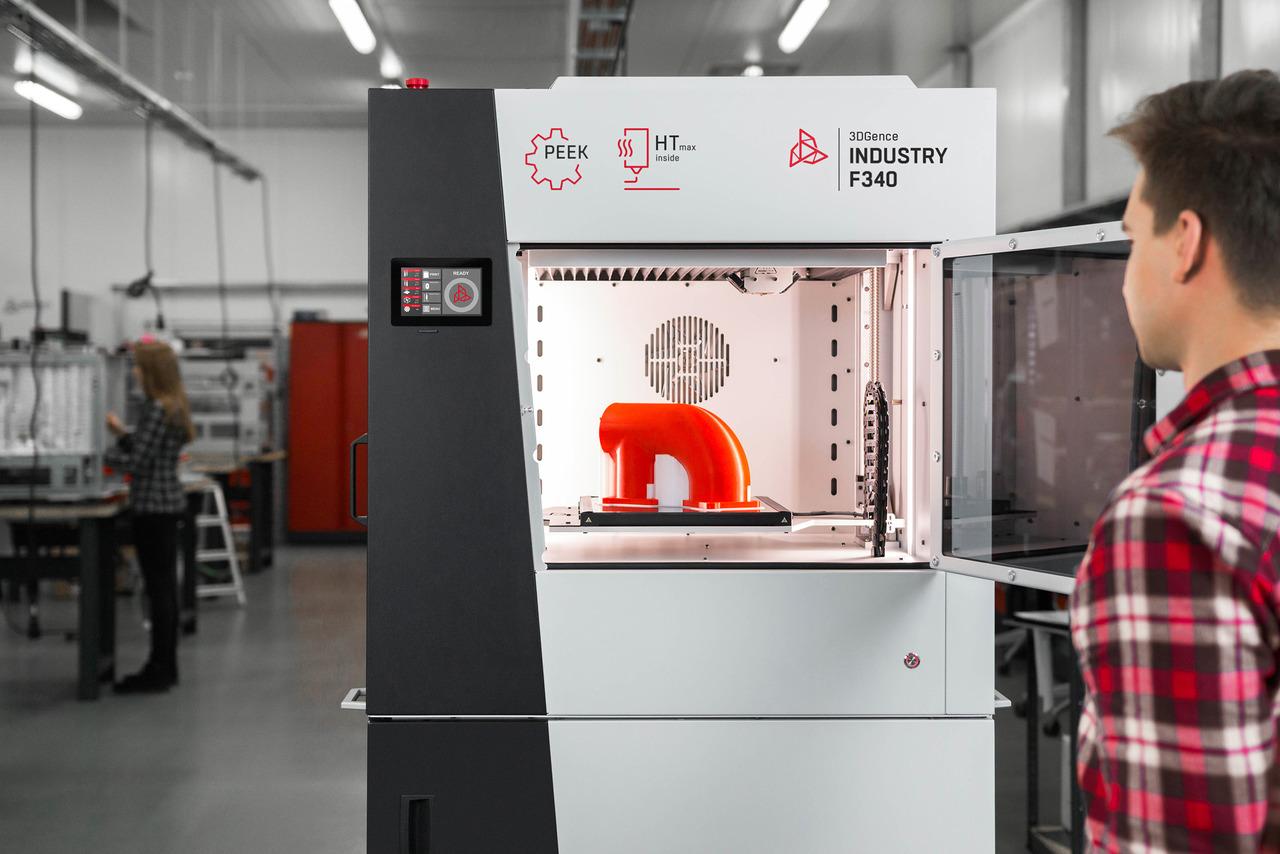 BIBUS MENOS nowym dystrybutor 3DGence