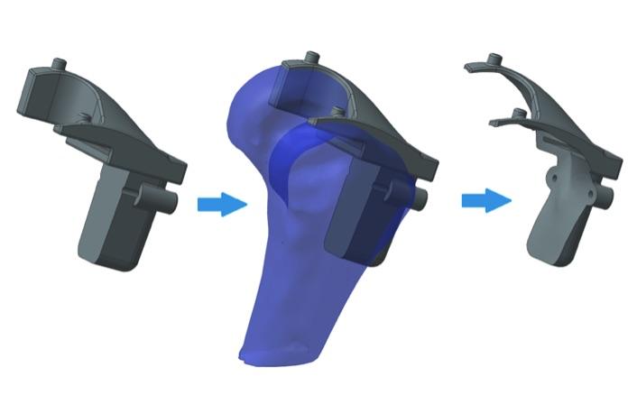 Oprogramowanie Siemens NX kolejne etapy tworzenia modelu