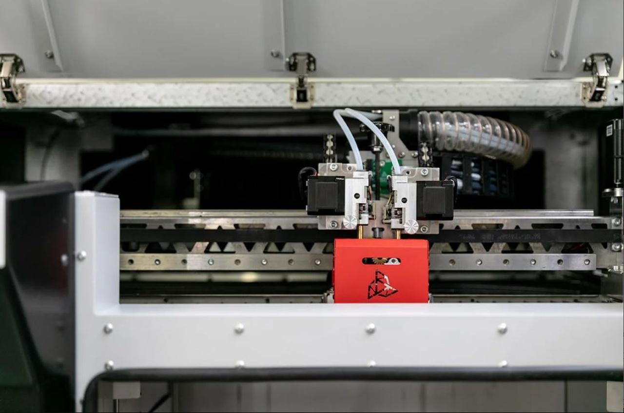 Profesjonalne drukarki 3D FFF/FDM