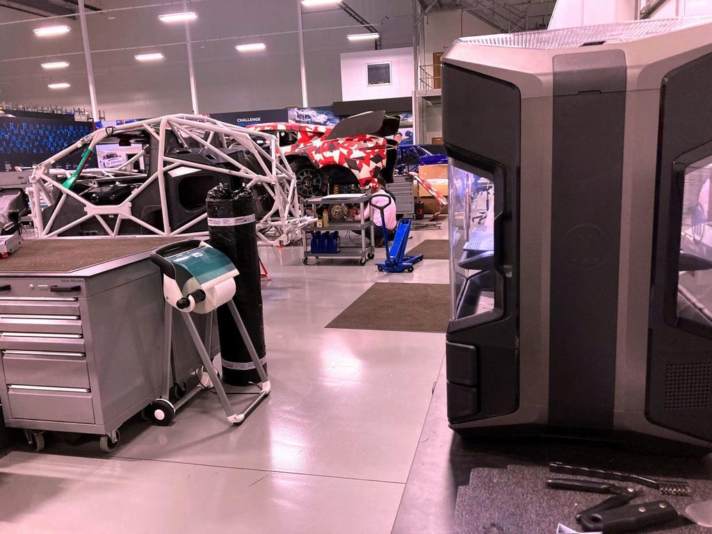 Warsztat zespołu BRX drukarki 3D MakerBot METHOD X