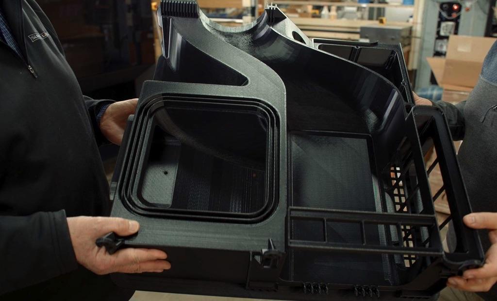drukarka Stratasys F770 wydruk 3d w sub zero